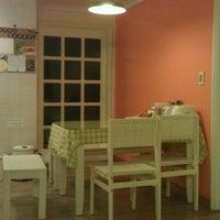 Photo taken at Namu Guesthouse by Nikolaj K. on 12/8/2012
