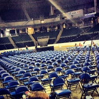 Photo taken at St. Charles Family Arena by Liz L. on 5/31/2013
