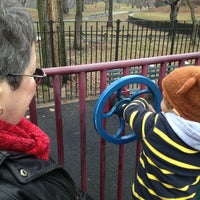 Photo taken at Rudin Family Playground by Marty F. on 1/13/2013