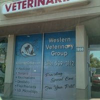 Photo taken at Western Veterinary Group by Carlos T. on 5/3/2013