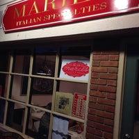 Das Foto wurde bei Marie's Italian Specialties von Peter S. am 7/23/2014 aufgenommen