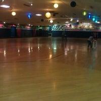 Photo taken at Starlite Skating Center by Cynthia H. on 12/27/2012