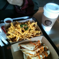 Photo taken at Grill5taco by Lucy K. on 10/31/2012