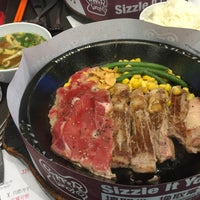 Photo taken at Pepper Lunch by C L. on 12/1/2015