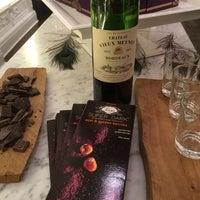Photo taken at Vosges Haut Chocolat by Stephanie C. on 11/29/2014