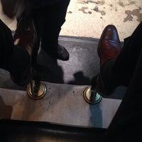 Photo taken at Jim's Shoe Repair by Matthew H. on 12/11/2013