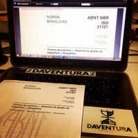 Photo taken at DAVENTURA by Tiago V. on 11/25/2014