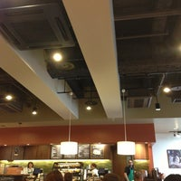 Photo taken at Starbucks Coffee 奈良西大寺駅前店 by Masaki N. on 9/3/2013