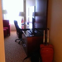 Photo taken at Greenbelt Marriott by JON SAID STUFF on 9/25/2012