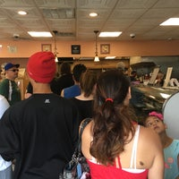 Photo taken at Hot Bagels Abroad by Paul F. on 6/11/2016