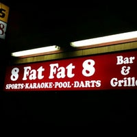 Photo taken at 8 Fat Fat 8 by Dante G. on 9/2/2015
