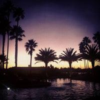 Photo taken at Hilton San Diego Resort & Spa by Josh H. on 10/26/2012