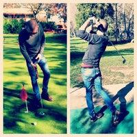 Photo taken at Los Feliz Municipal Golf Course by Josh H. on 12/28/2012