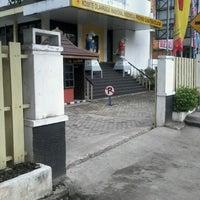 Photo taken at Perempatan Sekip Pangkal by Angga D. on 11/2/2012