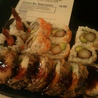 Photo taken at Blu Sushi by Joyce on 10/14/2012