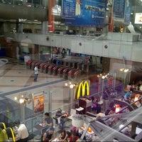 Photo taken at Stesen Sentral Kuala Lumpur by Be Samyono on 11/30/2012