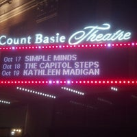 Photo taken at The Count Basie Theatre by Saeed B. on 10/17/2013
