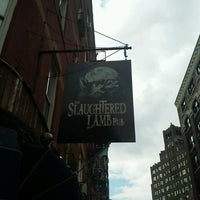 Photo taken at Slaughtered Lamb Pub by Duies J. on 6/11/2013