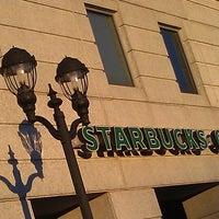 Photo taken at Starbucks by Richard C. on 9/24/2012