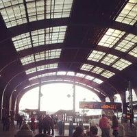 Photo taken at Estación de A Coruña-San Cristovo by Iago T. on 5/12/2013