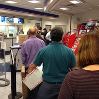 Photo taken at US Post Office by Janine P. on 12/17/2013