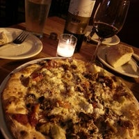 Photo taken at Frasca Pizzeria & Wine Bar by Lauren C. on 7/27/2013