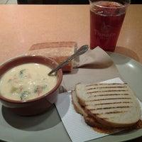 Photo taken at Panera Bread by Wayne M. on 2/20/2014