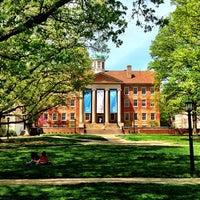 Photo taken at University of North Carolina at Chapel Hill by Christopher B. on 4/14/2013