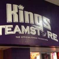 Photo taken at Kings Team Store by Shane B. on 2/6/2014