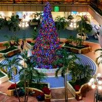 Photo taken at Hyatt Regency Orlando International Airport by Andrea W. on 12/20/2012