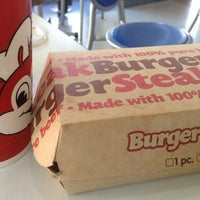 Photo taken at Jollibee by Cliff M. on 6/28/2014