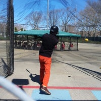 Photo taken at Randalls Island Golf Center by Alice T. on 4/6/2013