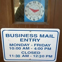Photo taken at US Post Office by Billy B. on 10/3/2012