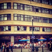 Photo taken at Café Belga by Linn on 7/25/2013