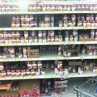 Photo taken at Walmart Supercenter by John H. on 2/10/2013