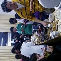 Photo taken at 榆林学院 by Stephan L. on 10/14/2012
