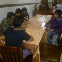 Photo taken at Khan Baba Restaurant by Nazirul A. on 11/23/2012