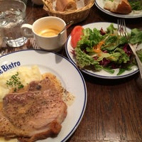 Photo taken at LE BISTRO by Hiroko I. on 1/22/2016