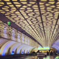 Photo taken at Terminal 1 by Yuriy I. on 3/22/2013
