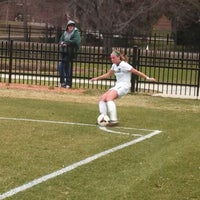 Photo taken at DeMartin Field by Phil C. on 4/12/2014