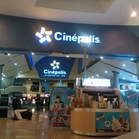 Photo taken at Cinépolis by Ethel R. on 2/16/2013