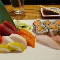 Photo taken at Wasabi Japanese Restaurant by Steven M. on 6/1/2016