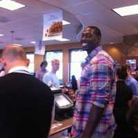 Photo taken at Chick-fil-A by Katie C. on 10/16/2012
