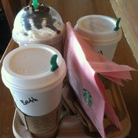 Photo taken at Starbucks by Beth R. on 2/15/2013