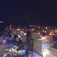 Photo taken at Rooftop Bar Bab Al Shams by Pumpkin on 3/5/2016