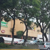 Photo taken at Plaza Dorada by Hugo R. on 6/29/2013
