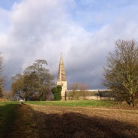 Photo taken at St wilfrid's Church by Anna S. on 11/25/2012