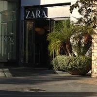 Photo taken at Zara by David P. on 11/6/2012