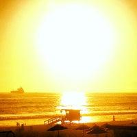 Photo taken at El Porto Beach by Eddie on 6/29/2013
