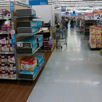 Photo taken at Walmart Supercenter by Gregg L. on 11/3/2012